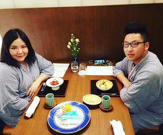 late honeymoon#hotspring #japan #fuji #like4like #tags4like #kaiseki by lovemytaytay66