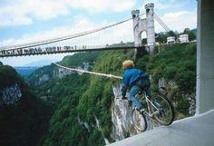 bike bungee swing