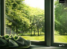 Nike+: Green