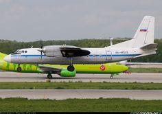 Antonov An-24RV aircraft picture