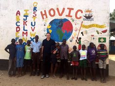 RED NOSE DAY IS BACK: We're live in Kenya with @davidwalliams for the #RND15 launch. http://rednoseday.com #walliams #HOVIC #LastingChange