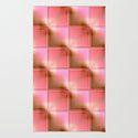 square pattern lightorange by Christine Bässler http://society6.com/product/square-pattern-lightorange_print?curator=christinebssler