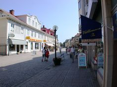 Nybro, Sweden Places Around The World, Around The Worlds, Amazing Places, Sweden, The Good Place, Street View, Country, Heart, Kalmar