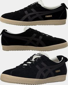 809ef2ac34 Men s black sneakers. Sneakers have already been a part of the world of  fashion for