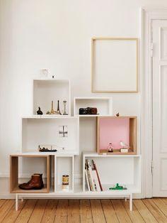Trend 2014: Scandinavische interieurs zijn hot!   Muuto Scandinavian interiors are HOT!   Furniture, color meubels , kleur  at interieurcursus.blogspot.com