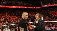Dean Ambrose face palming at the New Day lol :D << That's how I feel every time they come out!