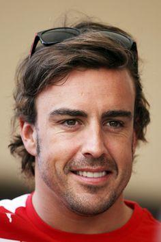 F1 2014 - Bahrain - Fernando