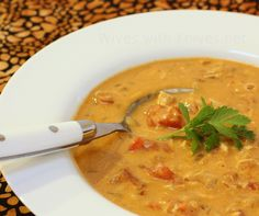 West African Chicken-Peanut Soup