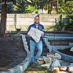 Spiegel Ákos kertépítő Land Scape, Beautiful Gardens, Garden Design, Gardening, Instagram, Modern, Trendy Tree, Lawn And Garden, Landscape Designs