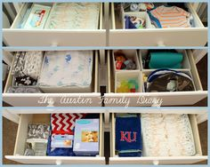 Preparing For A Little One: Nursery Organization. Will have to go back to this blog and read later!