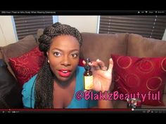 256  How I Treat an Itchy Scalp When Wearing Extensions - YouTube