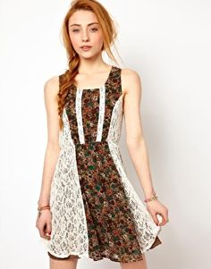 The Style Floral Dress