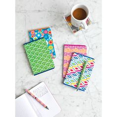 Jonathan Adler Notebook Sets Liuard Press Perfect For School The Office Or