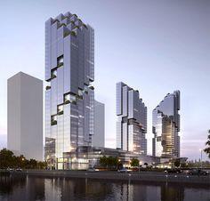 DC-Based Architect Creates Design for Shaoxing Cultural Park | Mingtiandi