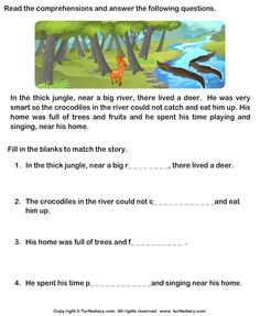 Related image Free Reading Comprehension Worksheets, Picture Comprehension, Reading Strategies, English Fun, English Reading, English Grammar, English Phrases, English Vocabulary, Learn English