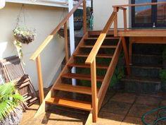 Sundeck installed in Durban Bluff