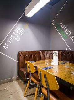 d03d02ac5571 Cafe Football - Checkland   Kindleysides Restaurant Concept