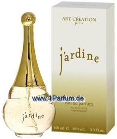 Paris Avenue Jardine - Eau de Parfüm für Damen 100 ml