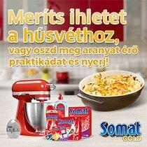 Somat húsvéti receptverseny