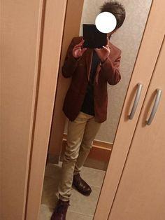 こんばんは 今日は飲み会です 【コーデ詳細】 アウター… UNITED TOKYO (1) トップス