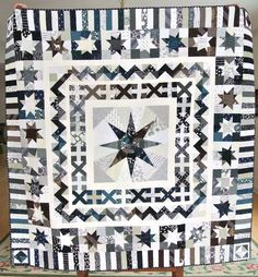 Milky Way quilt pattern by Lovelea Designs