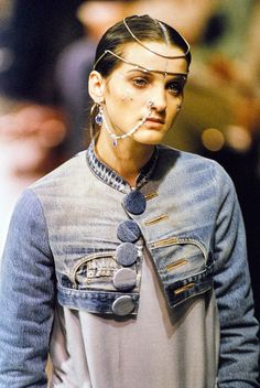 Jean Paul Gaultier Spring 1994 Ready-to-Wear Accessories Photos - Vogue
