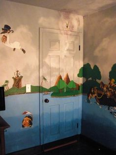 My Son's Peter Pan Nursery - The Pregnant Community