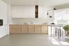 dica | SoHo | Una cocina contemporánea con un carácter clásico y urbano | A contemporary kitchen with a classic and urban character