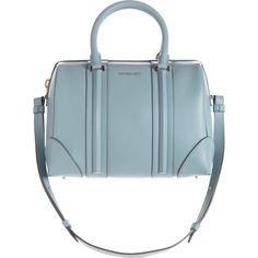 Givenchy Medium Lucrezia Duffel ($2,140) ❤ liked on Polyvore