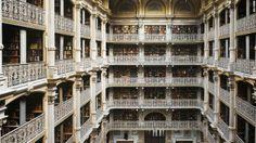 les plus belles bibliotheques du monde peabody   Les plus belles bibliothèques du monde   record du monde livre bibliotheque beaute beau