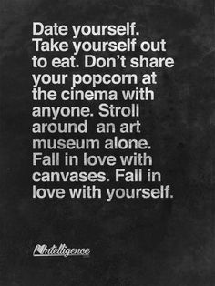 fall #inlove with #yourself #quotes