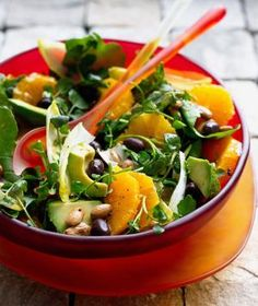 Tired of the same old salad dressings? Try one of these delicious, easy mix-ins.