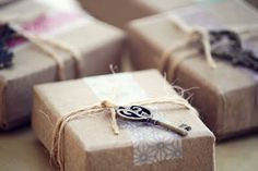 Soap Deli News: Creative Holiday Gift Wrap Ideas for Packaging Handmade Soaps and Other Bath and Body Products