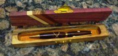 Wood Pen - Canetas de Madeira