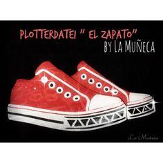Plotterdatei - El Zapato