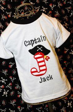 Pirate Shirt Birthday Shirt Choose your by Pirate Birthday, 2nd Birthday Parties, Baby Birthday, Birthday Shirts, Birthday Ideas, Pirate Decor, Pirate Theme, Pirate Shirts, Boys T Shirts