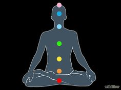 Learn about the 7 Spiritual Chakras! Balance of the Chakras is said to achieve peace with self. (wikiHow.com)