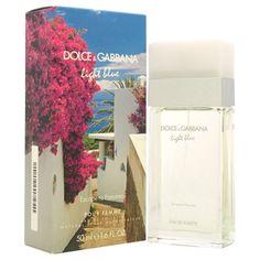 Dolce & Gabbana Light Blue Escape to Panarea Women's 1.6-ounce Eau de Toilette Spray - Overstock™ Shopping - Big Discounts on Dolce & Gabbana Women's Fragrances