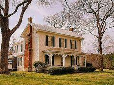 Battle of Morrisville Station, North Carolina site photos