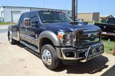 A Ford F-550 for Time N Timber  http://www.defendersupply.com/