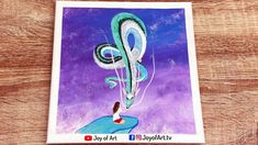 Dragon   Acrylic Painting   Step by Step   Joy of Art #191 Step By Step Painting, Acrylic Painting Canvas, Painting & Drawing, Tube, Dragon, Joy, Drawings, Artwork, Work Of Art