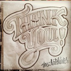 Thank You! : the Artchives                                                                                                                                                                                 More