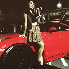 "FSK - Fresh Stance Ko. en Instagram: ""Congrats to my bud @wickedz_world for winning HIN VANCITY Hottest Performance I know first hand this car is fast...crazy fast. #fsk #freshstanceklub #oneaboveall #switzerperformance #gtrlyfe #gtrcrew #vancity #carsofvancouver #carsofinstagram #hin2015 #hinvancity #b2bcarshow #nissan #importmodels #kristinachai Owner & Photo cred: @wickedz_world Model: @kristinachai_"""