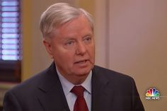 """Graham to fellow Republicans """"gleeful"""" over Russian hacking: """"You're not a patriot"""""""