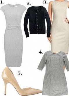 Chic power dressing