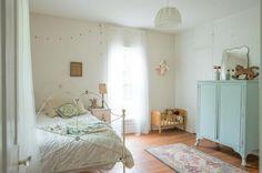 Casa de cuento - dormitorio niña