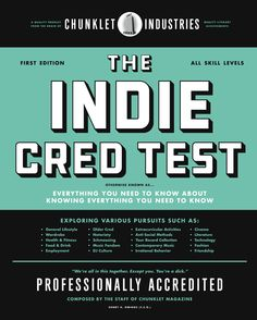 Take The Indie Cred Test - Stereogum