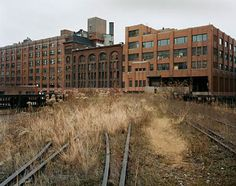 The High Line by Joel Sternfeld.