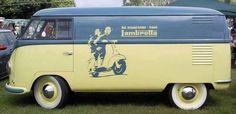 Lambretta VW Bus