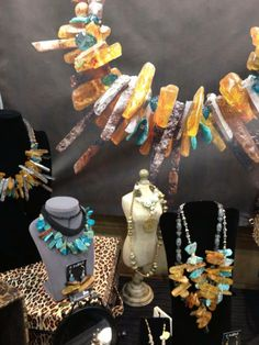Instinct on exhibition........Pasadena Bead and Design Show July24-27 2014 Hilton Hotel Pasadena California #1132